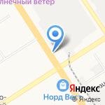 Федерация джиу-джитсу Алтайского края на карте Барнаула