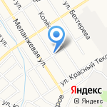 НТТ Групп на карте Барнаула