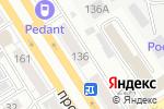 Схема проезда до компании Всемирная федерация джиу-джитсу в Барнауле
