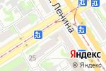 Схема проезда до компании Сетевое окружение в Барнауле