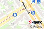 Схема проезда до компании Куры на огне в Барнауле