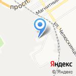 ДемонтажСервис на карте Барнаула