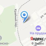 АлтайЛом на карте Барнаула