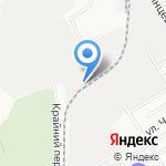 Сырок на карте Барнаула