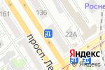 Схема проезда до компании Дантист в Барнауле