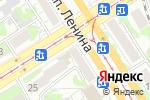 Схема проезда до компании Дарвин в Барнауле