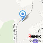 Авто-дом на карте Барнаула