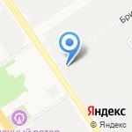 СИТЭК на карте Барнаула