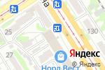 Схема проезда до компании Адвокатский кабинет Щербаковой Н.В. в Барнауле