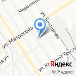 АллюрСибирь на карте Барнаула