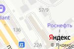 Схема проезда до компании ГАЗОЙЛ Сервис в Барнауле