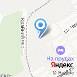ЕвроПак на карте Барнаула