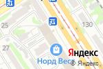 Схема проезда до компании Аистенок в Барнауле