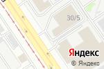 Схема проезда до компании Карат в Барнауле