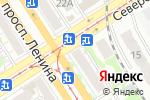 Схема проезда до компании Серебряный Щит, ЗАО в Барнауле