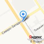 АРМЕЙСКИЙ ВОЕНТОРГ на карте Барнаула
