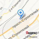 Стройклассика на карте Барнаула