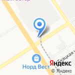 Барнаулмежрайгаз на карте Барнаула