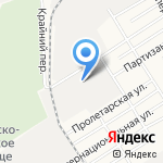 Элитмебель на карте Барнаула
