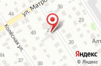 Схема проезда до компании Я и Ника в Новом Девяткино