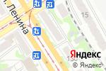 Схема проезда до компании Мастерская по ремонту сотовых телефонов в Барнауле
