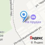 Учебно-производственный снабженческий центр на карте Барнаула
