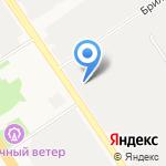 Алтайский дом белья на карте Барнаула