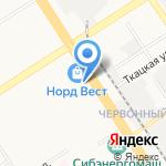 Fimka на карте Барнаула