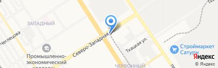 У Самвела на карте Барнаула