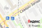 Схема проезда до компании Шашлычная в Барнауле