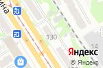 Схема проезда до компании Огоньки в Барнауле