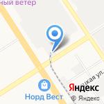 АГК строй на карте Барнаула