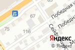 Схема проезда до компании 1 Телеком в Барнауле