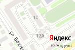 Схема проезда до компании Служба вневедомственной охраны в Барнауле