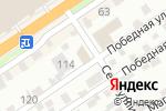 Схема проезда до компании Мой спорт22 в Барнауле