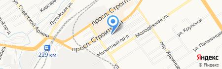 AltSup.ru на карте Барнаула