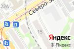 Схема проезда до компании Автотестер в Барнауле