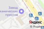 Схема проезда до компании Барнаульский таможенный пост в Барнауле