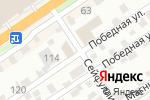 Схема проезда до компании BestInk.ru в Барнауле