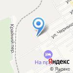 Онест Логистик на карте Барнаула