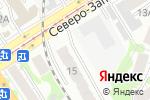 Схема проезда до компании INDEXEVENTUS в Барнауле