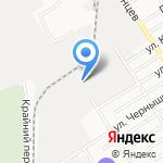 Алекс на карте Барнаула