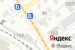 Схема проезда до компании Фруктовый мир в Барнауле