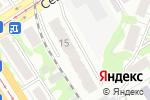 Схема проезда до компании Зебра в Барнауле