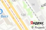 Схема проезда до компании Led-Shop22.ru в Барнауле