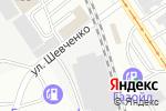 Схема проезда до компании Центр помощи иностранным гражданам в Барнауле