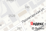 Схема проезда до компании Местное самоуправление на Алтае в Барнауле