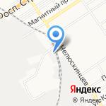 Центр помощи иностранным гражданам на карте Барнаула