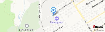 МАРИЯ МЕБЕЛЬ на карте Барнаула