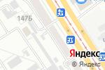 Схема проезда до компании СТРОЙDESIGN в Барнауле